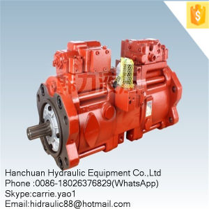 Hydraulic Pump K3V112 Main Pump for Hyundai Excavator