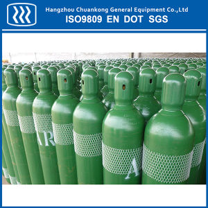 Seamless Steel Oxygen Argon Nitrogen CO2 Acetylene Gas Cylinder pictures & photos