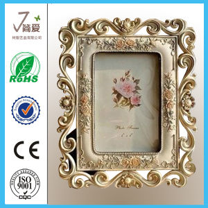 Polyresin Home Decoration Picture Frame Photo Frame pictures & photos