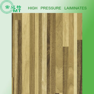 Formica Panel/Melamine Laminated Sheets/HPL Panel pictures & photos