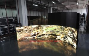 P5.68 Hot Selling Curved LED Screen for Rental pictures & photos
