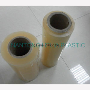 PVC Plastic Transparent Clear Stretch Food Wrap Cling Film pictures & photos