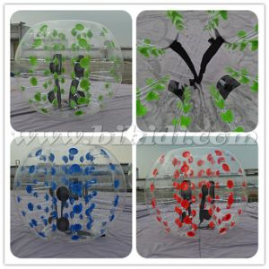 New Design Amazing and Durable Inflatable Human Bumper Ball/ Bubble Football/ Inflatable Bumper Ball D5006 pictures & photos