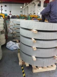 1.95mm Thickness Aluminum Strips of Low Price (8011) pictures & photos