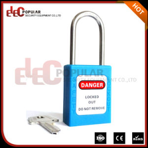 Elecpopular Promotional Product Thin Shackle 4.5mm Safety Lock pictures & photos