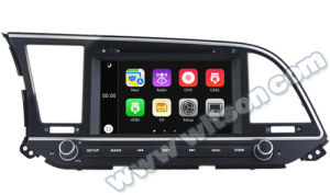 Witson Car DVD Player with GPS for Hyundai Elantra 2016 (W2-D6578) pictures & photos