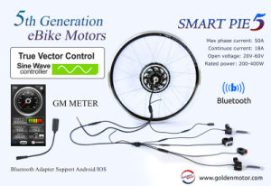 Golden Motor New E Bike Kit, Magic Pie 5 & Smart Pie 5 Electric Bike Conversion Kits. pictures & photos