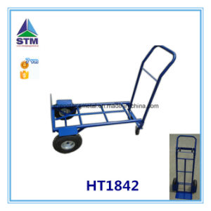 Folding Hand Trolley Manufacturer Construction Tools pictures & photos