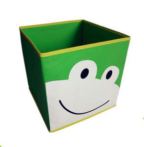 High Quality Printing Foldable Storage Box for Kids