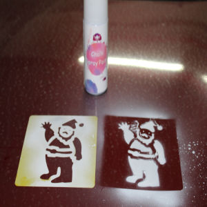 Aerosol Chalk Spray Npaint for Kids Playing pictures & photos