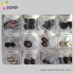 Alloy Metal Badge Decoration Garments or Bag pictures & photos
