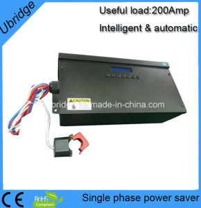 200AMP Single Phase Energy Saving Device (UBT-1600A) pictures & photos