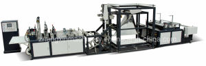 High Speed Non Woven Flat Bag Making Machine Zxl-B700 pictures & photos