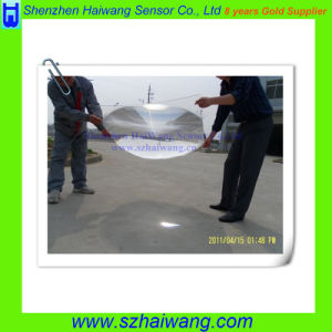 350*350mm Focus 350mm Multifunctional Fresnel Lens for Solar Panel pictures & photos