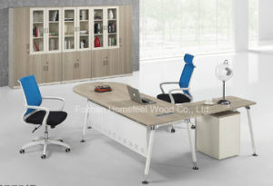 Hot Sell Office Manager Director Table Furniture (HF-AA022) pictures & photos