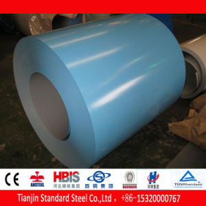 Cold Rolled Galvanized Steel Color Coated Coil pictures & photos