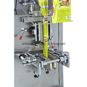 Automatic Granule Sachet Packing Machine for Peanut (AH-KLJ100) pictures & photos
