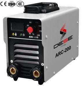 MMA-200 Inverter DC Welder (ARC-200/220) pictures & photos