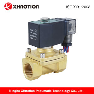 Two Way High Performance Solenoid Valve pictures & photos