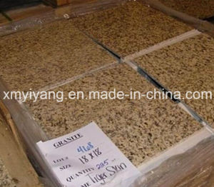 Tiger Skin Yellow Granite Tile (YQA-GT1011) pictures & photos