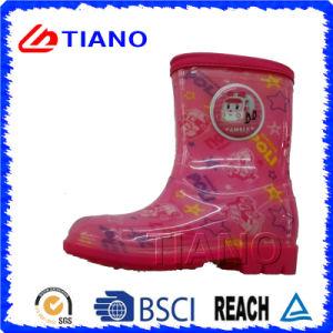 Colorful Comfortable PVC Rain Boots for Children (TNK70004) pictures & photos