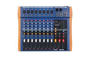 Mixing Console/Mixer/Soud Mixer/Professional Mixer /Console/Sound Console/Brand Mixer /Hl-8u pictures & photos