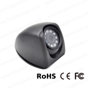Aluminum Vandalproof Mini Side Camera with IR LED