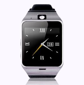 First Support NFC Gv18 Android Bluetooth Smartwatch Mobile Phone Watch pictures & photos