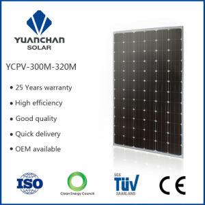 A Grade Quality 300watt 36volt Monocrystalline Solar Panel pictures & photos