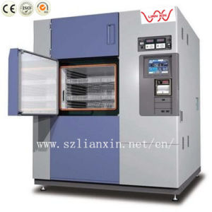 Ce Certificate Programmable High and Low Temperature Test Chamber
