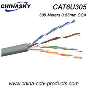 Factory Directly Hotsale CAT6 Cable pictures & photos