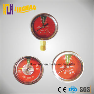 Diaphragm Pressure Gauge for Fire Extinguisher (JH-YL-MN) pictures & photos