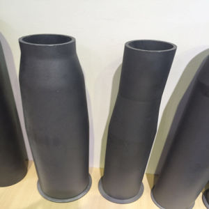 Refractory Silicon Carbide Rbsic (SiSiC) Kiln Furniture Burner Nozzles pictures & photos