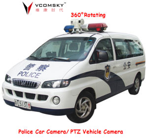 High Quality Car Camera for Police Car, High-Speed PTZ Camera pictures & photos