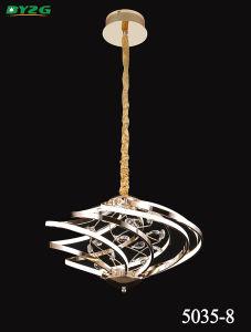 Modern Home Lighting Crystal Chandelier Light/Pendant Lighting Byzg 5035-8