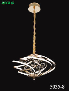 Modern Home Lighting Crystal Chandelier Light/Pendant Lighting Byzg 5035-8 pictures & photos