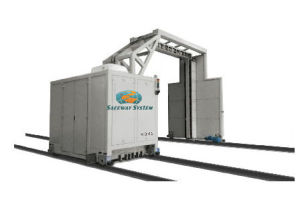 Scanning/Nii Equipment - Cargo and Container Vehicle X Ray Inspection System -Gantry pictures & photos