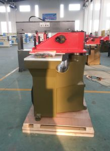 Automatic Swing Arm Leather Cutting Machine pictures & photos