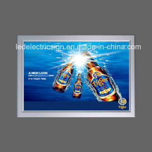 Aluminum Poster Frames Wall Display Slim Advertising pictures & photos