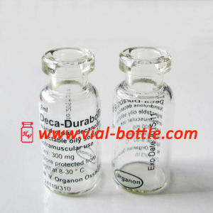 Organon 2ml Deca-Durabolin Printing for 2ml Clear Glass Vial High Quality pictures & photos