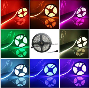 IP68 60SMD5050 14.4W/M Warmwhite LED Strip pictures & photos