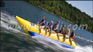2015 Hot Sales Inflatable Flyfish Banana Boat, Inflatable Boat Water Game D3012 pictures & photos