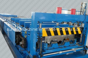 800mm Effective Width Floor Deck Roll Forming Machine pictures & photos