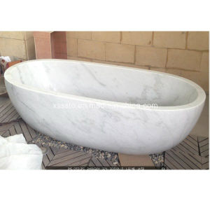 Hot Tub Granite Marble Natural Stone Bathtub for Sale pictures & photos