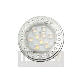 Philips G53 AR111 Qr111 Es111 Spotlight 11W 12VAC/DC White Finish pictures & photos