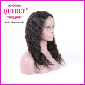 Large Stocks! Wholesale Price Hot Sale Unprocessed Virgin Human Body Wave Brazilian Hair Lace Front Wig for African pictures & photos