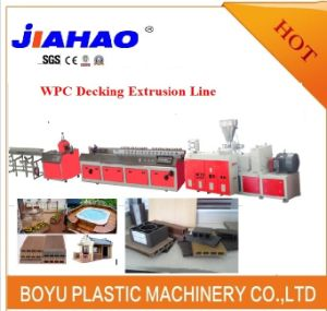WPC Fencing Extrusion Line