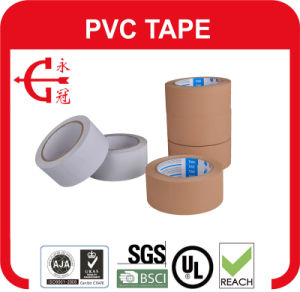 Embossing Easy Tear PVC Tape with Good Weatherability pictures & photos