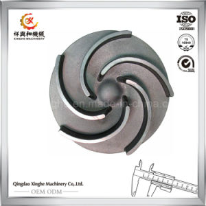 304 Stainless Steel Sand Casting Manufacturer Steel Casting pictures & photos