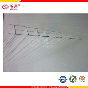Polycarbonate Lexan Sheet Plastic Panels for Greenhouse Sidewalk pictures & photos
